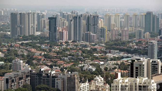 Singapore-residential-housing---1042902
