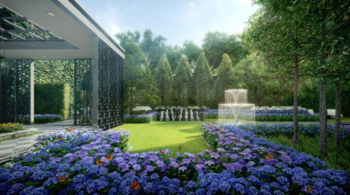 PR Flower Garden