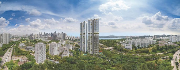 020919 - Panoramic-views-of-the-city-skyline-at-Avenue-South-Residence