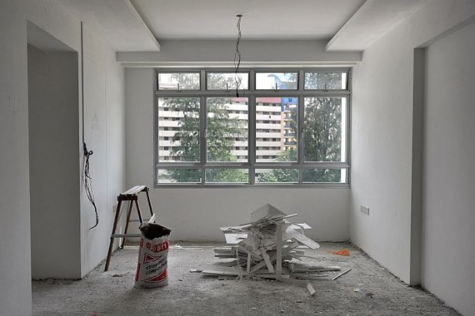 270520 - Previous Renovation Wk Start Work 1st